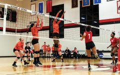 Women's volleyball dominates Malcolm X