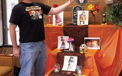 Day of Dead at Mequon Campus
