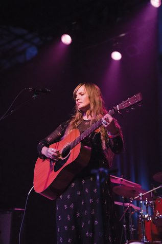 Courtney Marie Andrews opens for The War and Treaty at Turner Hall on Nov. 11.