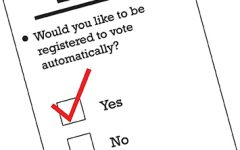 Automatic voter registration simplifies the process