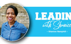 Leading With Shanice Featuring Shanice Hemphill