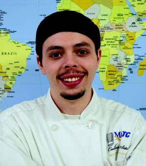 Jacob Gardner Culinary Student