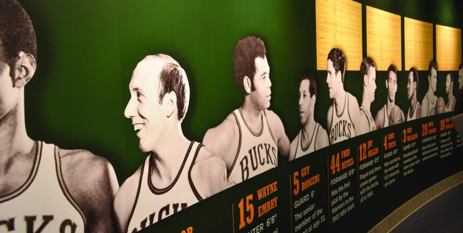 Fiserv Forum Tour Takes Visitors Behind the Scenes