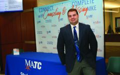 Marketing graduate Kyle Brightsman prepared for success